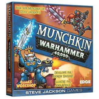 EDGE Munchkin - Warhammer 40K [français]