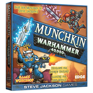 EDGE Munchkin - Warhammer 40K [French]