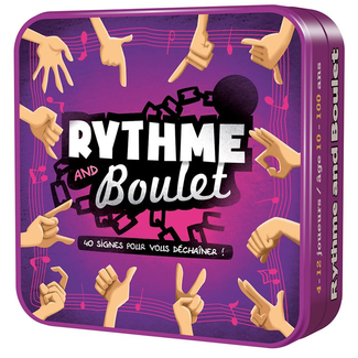 Cocktail Games Rythme and boulet [French]