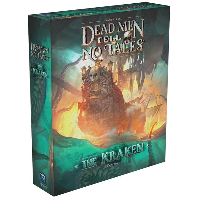 Renegade Game Studios Dead Men Tell no Tales  : The Kraken [English]