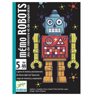 Djeco Memo Robots [French]