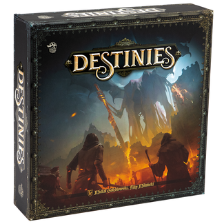 Lucky Duck Games Destinies [french]