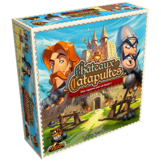 Lucky Duck Games Châteaux et catapultes [French]