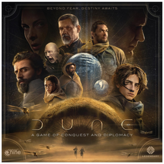 Gale Force Nine Dune - The Board Game (Film Version) [English]