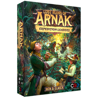 CGE Lost Ruins of Arnak : Expedition Leaders [anglais]