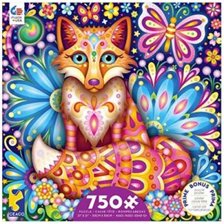 CEACO Groovy Animals - Fox (750 pieces)