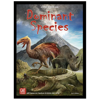 GMT games Dominant Species (2nd Edition) [English]