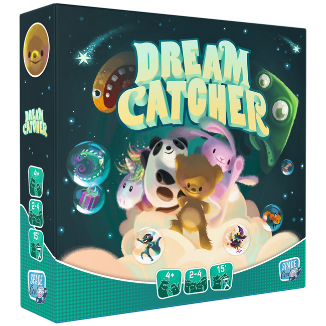 Space Cow Dream Catcher [English]