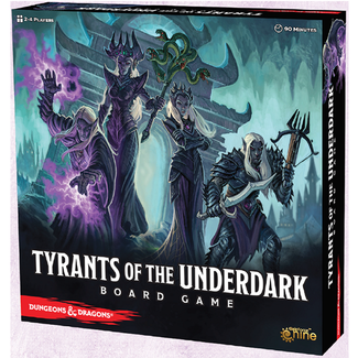 Gale Force Nine Dungeons & Dragons - Tyrans de l'Ombreterre [French]