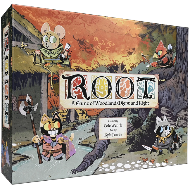 Leder Games Root [anglais]