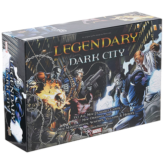Upper Deck Marvel Legendary : Dark City [English]