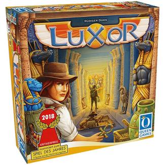 Queen Games Luxor [Multi]