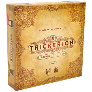 Mindclash Games Trickerion - Legends of Illusion [English]