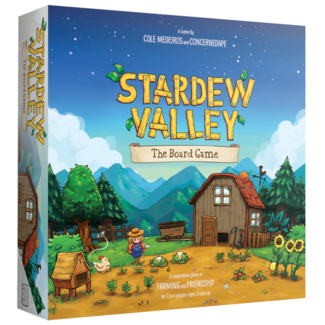 Concerned Ape Stardew Valley - The Board Game [English]