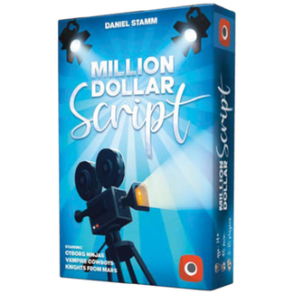 Portal Games Million Dollar Script [English]