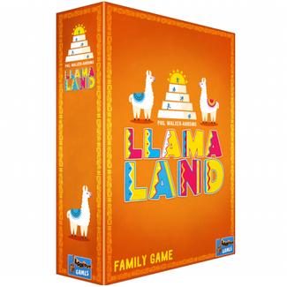Lookout Games Llamaland [English]