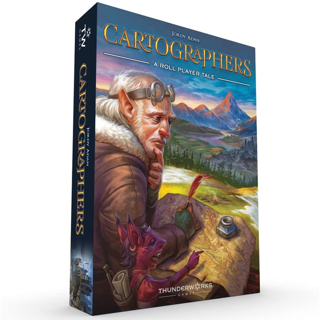 Thunderworks Games Cartographers [English]