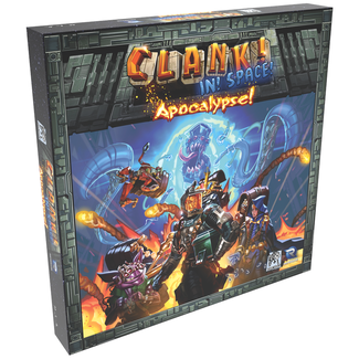 Renegade Game Studios Clank ! - In! Space! : Apocalypse [anglais]