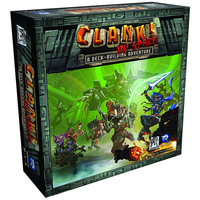 Renegade Game Studios Clank ! - In! Space! [English]