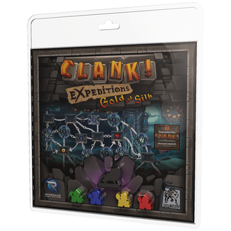 Renegade Game Studios Clank ! : Expeditions - Gold and Silk [English]