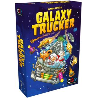 Czech Games Edition Galaxy Trucker [English]