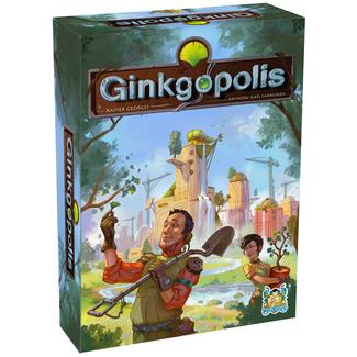 Pearl Games Ginkgopolis [English]