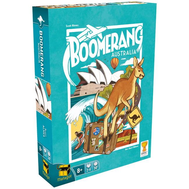 Matagot Boomerang - Austalia [Multi]