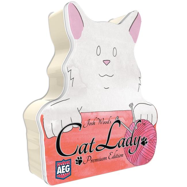 AEG Cat Lady - Premium Edition [English]