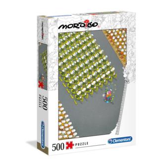 Clementoni Mordillo - The March (500 pieces)