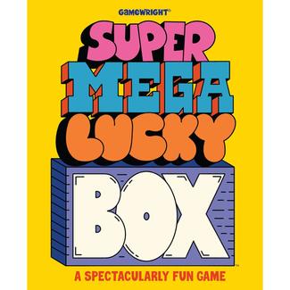 Gamewright Super Mega Lucky Box [English]
