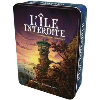 Gamewright Île interdite (l') [French]
