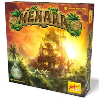 Zoch Zum Spielen Menara [Multi] *** Damaged Box 001 ***