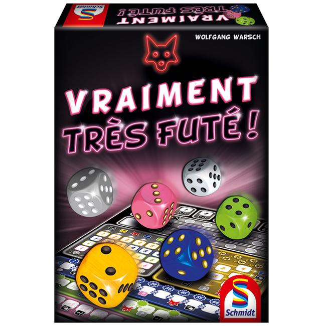 Schmidt Spiele Vraiment Très Futé! [French]