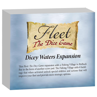 Eagle-Gryphon Games Fleet - The Dice Game : Dicey Waters Expansion [English]