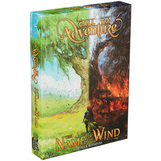 Brotherwise Games Call to Adventure : The Name of the Wind [English]
