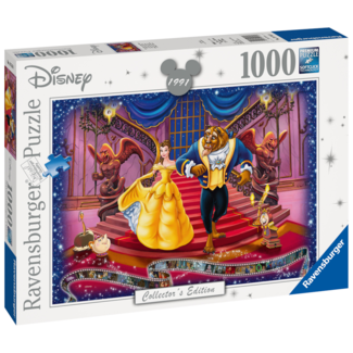 Ravensburger Disney - Beauty and the Beast (1000 pieces)