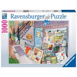 Ravensburger Art Gallery (1000 pieces)