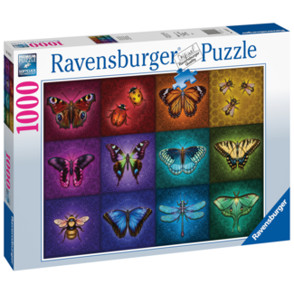 Ravensburger Winged Things (1000 pieces)