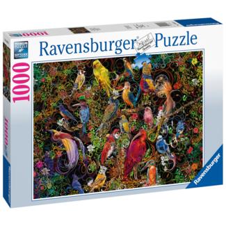 Ravensburger Birds of Art (1000 pieces)