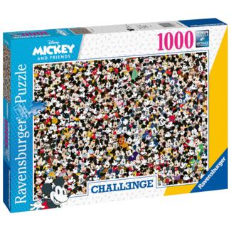 Ravensburger Mickey CHALLENGE (1000 pieces)