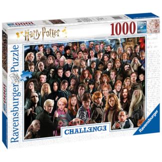 Ravensburger Harry Potter Challenge (1000 pieces)