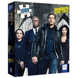 USAopoly Brooklyn 99 - No More Mr. Noice Guys (1000 pieces)