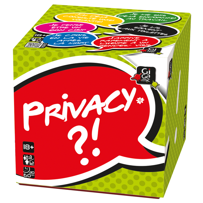Gigamic Privacy [French]