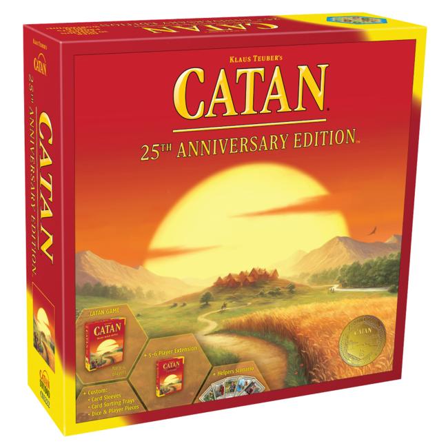 Catan Studio Catan - 25th Anniversary Edition [English]