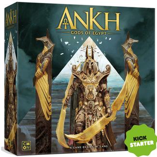 CMON Ankh - Les dieux d'Égypte - Ensemble KS [French]