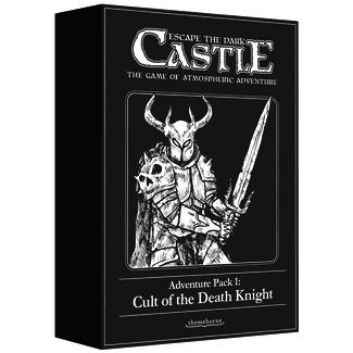 ThemeBorne Escape the Dark Castle : Adventure Pack 1 - The Curse of the Death Knight [English]