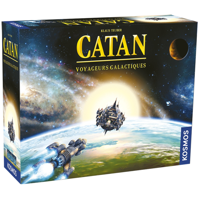 Kosmos Catan - Voyageurs Galactiques [French]
