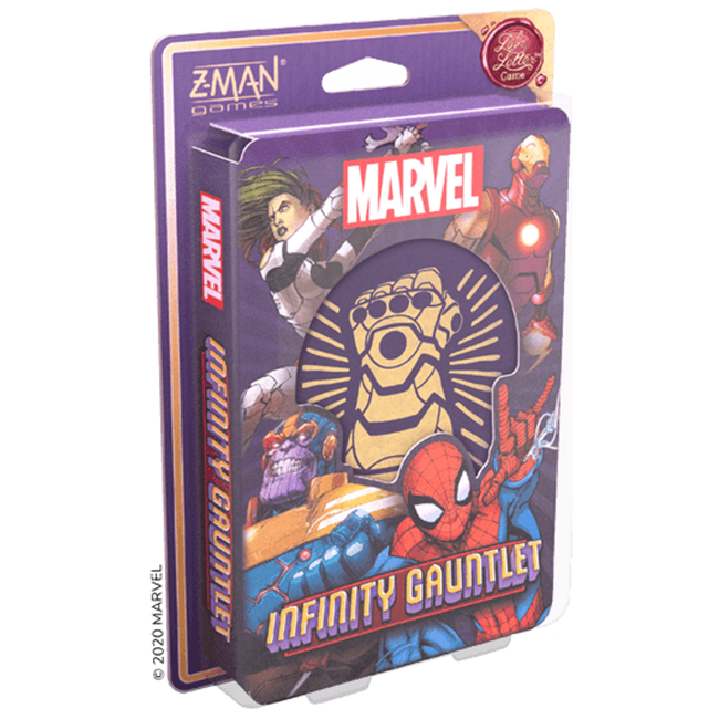 Z-Man Love Letter - Infinity Gauntlet [English]