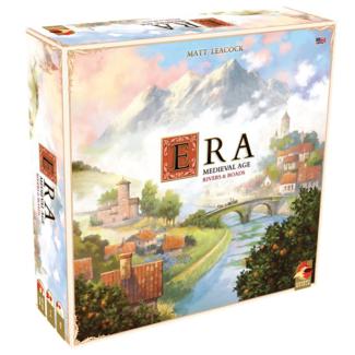 Eggertspiele Era - Medieval Age : Rivers & Roads [Multi]