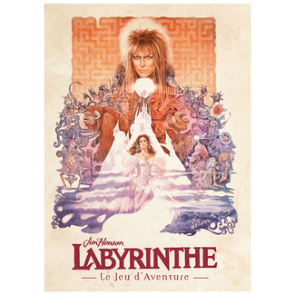 Blackbook Editions Labyrinthe - Le jeu d'aventure [French]